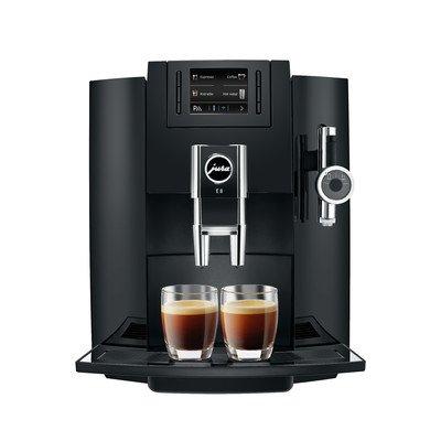 Jura 15109 Automatic Coffee Machine, Black