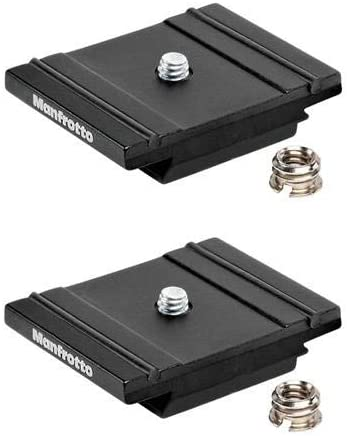 Manfrotto 2 Pack 200PL-Pro Aluminum Plate