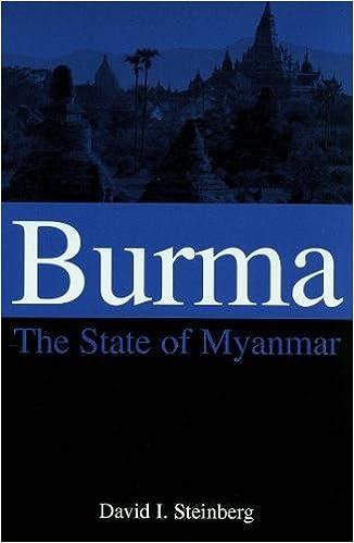 Amazon com: Burma: The State of Myanmar (9780878408931): David I