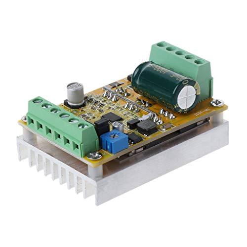 FLYCHENGi BLDC Brushless Motor Controller 350W 5-36V 16A High Power Three-Phase Motor Controller Module