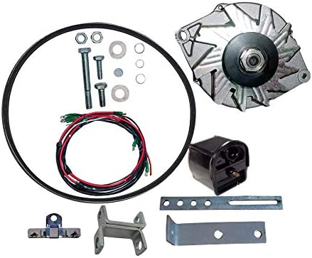DB Electrical AKT0001 for Ford 8N 2N 9N Tractor Alternator For Generator on ford 3000 tractor parts diagram, ford 4600 tractor parts diagram, 601 ford tractor plug wires replacing, tractor alternator wiring diagram, 601 ford tractor specifications, 601 ford tractor starter motor, 601 ford tractor fuel tank, 601 ford tractor radiator, ford tractor electrical diagram, 601 ford tractor distributor, 801 ford tractor parts diagram, 601 ford tractor parts, ford 2000 tractor parts diagram, ford 600 tractor parts diagram,