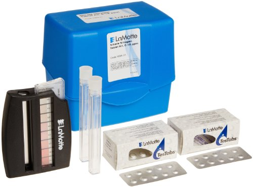 (LaMotte 3354-01 Nitrate Nitrogen Tablet Kit, 0-15ppm Range)