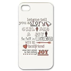 Justin Bieber Classic Personalized Phone Case for Iphone 4,4S,custom cover case ygtg-700412