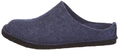 Haflinger 311010 Slippers, Filztoffel Flair Soft, Jeans, Gr 50 by Haflinger (Image #5)