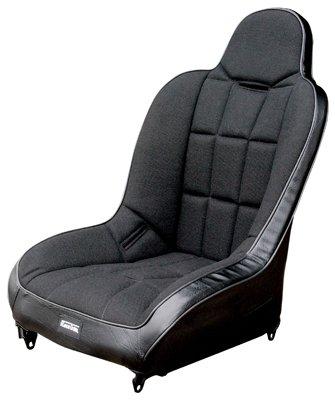Amazon com: PREMIUM OFF-ROAD SUSPENSION SEAT, Black Vinyl
