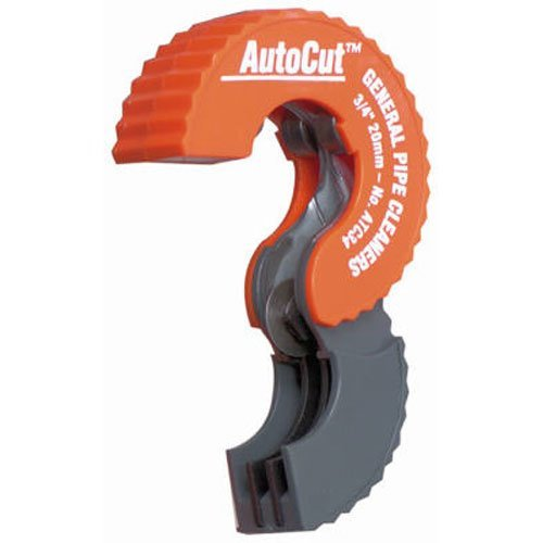 General Pipe Cleaners ATC12 1/2-Inch AutoCut Copper Tubing Cutter
