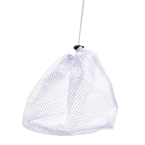 Cosmos® Drawstring Cord Closure, Coarse Mesh Wash Bag Protects Your Delicate Clothing from Deformation and Pilling in the Washing Machine -Large (Coarse Mesh Bag)