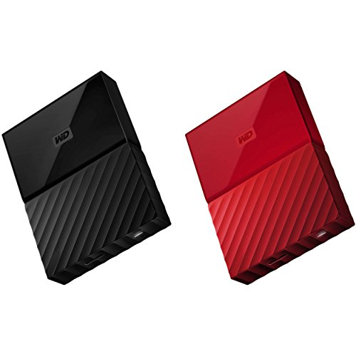 Western Digital My Passport Ultra 2TB USB 3.0 Portable Hard Drive WDBBKD0020BBK-NEWM