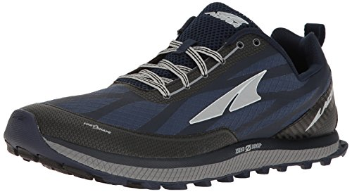 Altra Men's Superior 3 Running Shoe, Navy/Black, 12.5 M US