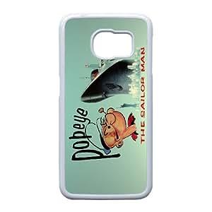 Samsung Galaxy S6 Edge Phone Case Popeye the Sailor Man Q8Q1Q00493