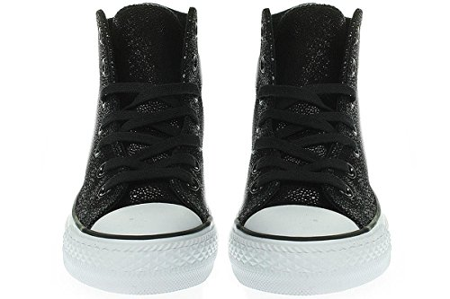 Chuck White Converse Sneaker Hi Black Stingray Metallic 553345c dzUFqxwB0F