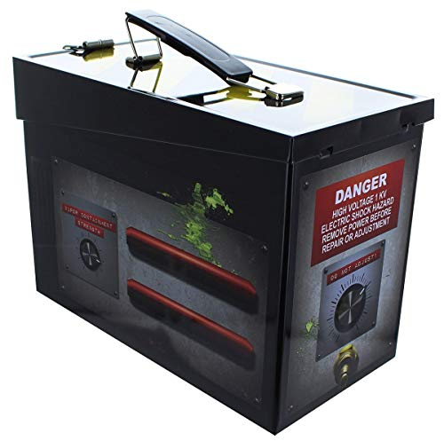 - Fourth Castle Ghostbusters Ghost Trap Tin Lunch Box