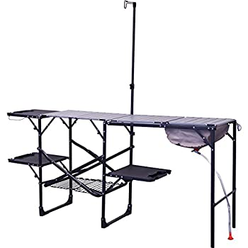 Image of Camp Kitchen GCI Outdoor Master Cook Portable Folding Camp Kitchen