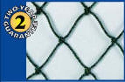 JUGS S5000 Replacement Netting (for Quick-Snap 7' L-Shaped Protective Screen) by JUGS SPORTS
