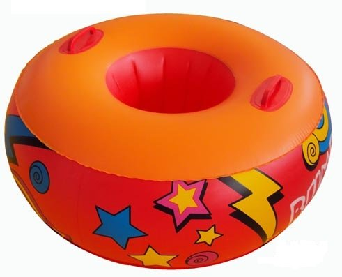 Inflatable Body Bumpers Set of 2 Giant 36'' Inflatable