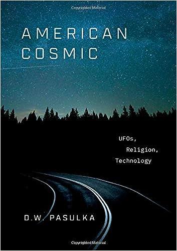 Amazon Fr American Cosmic Ufos Religion Technology