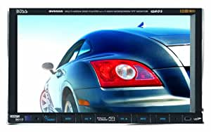 Boss BV9555 7-Inch Double-DIN Motorized In-Dash Widescreen Touchscreen TFT Monitor/DVD/MP3/CD Combo Receiver (Discontinued by Manufacturer)