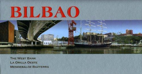 Descargar Libro Desplegable Bilbao - Mendebalde Bazterra / Orilla Oeste / West Bank Ciudad City