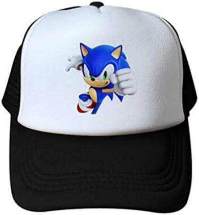 1pcs Sonic the hedgehog lovely gift Adjustable Strap Summer Sun Hat Baseball cap