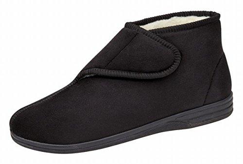 Shoe Tree - Zapatillas de estar por casa para hombre negro - negro