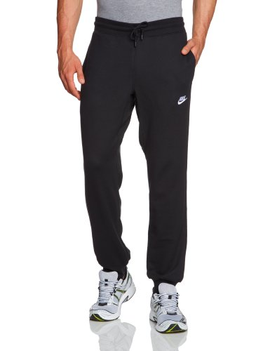 Nike herren hose aw77 cuffed fleece pants