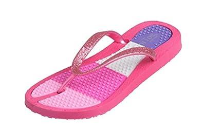 "Amazon.com   Tipi Toe Girls ""Sparkly Rainbow"" Ultra Soft"
