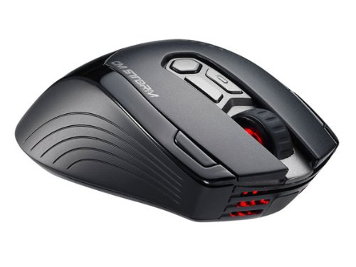 CM Storm Inferno - Twin Laser MMO Gaming Mouse with MacroPro Key for Automated Commands ()