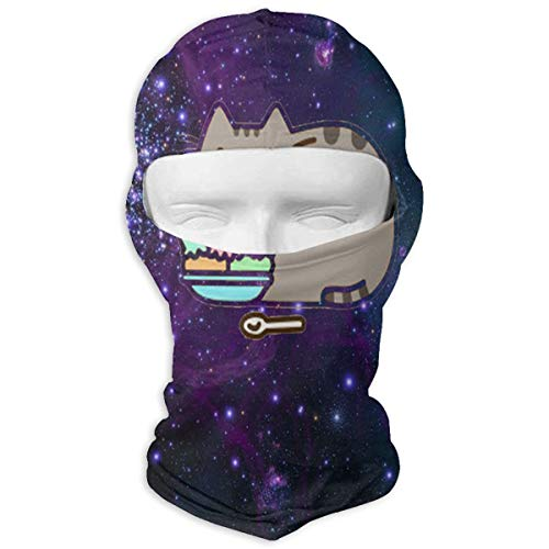 YIXKC Balaclava Space Cats On Pinterest Customized Ski and Winter Sports Headwear Skiing for Adults]()