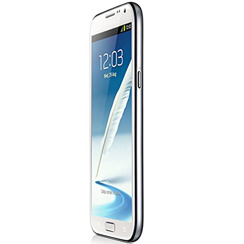Samsung Galaxy Note 2 II N7105 (White) Factory Unlocked Smartphone - International...