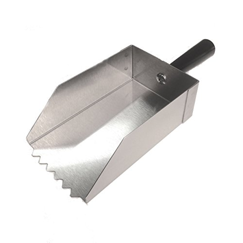 Paragon Snow Cone - Paragon Ice Scoop Stainless Steel 16 oz