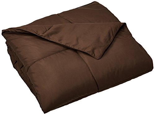 Chocolate Blue Comforters - 4