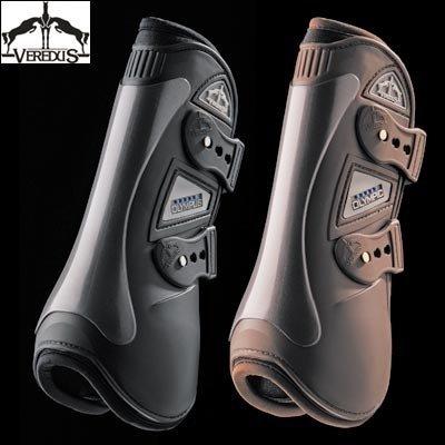 Veredus Olympus Open Front Boots Medium