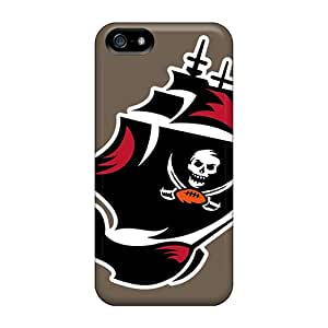 Top Quality Rugged Tampa Bay Buccaneers Cases Covers For Iphone 5/5s