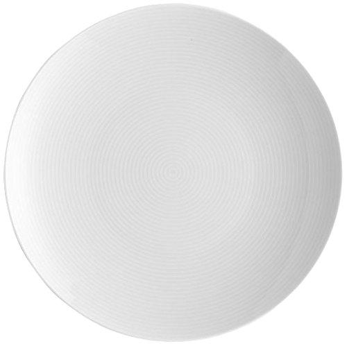 Thomas Loft Set Of 6Dinner Plate, 18cm, White