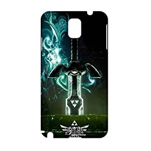 3D Case Cover The Leagend of Zalda Phone Case for Samsung Galaxy Note3