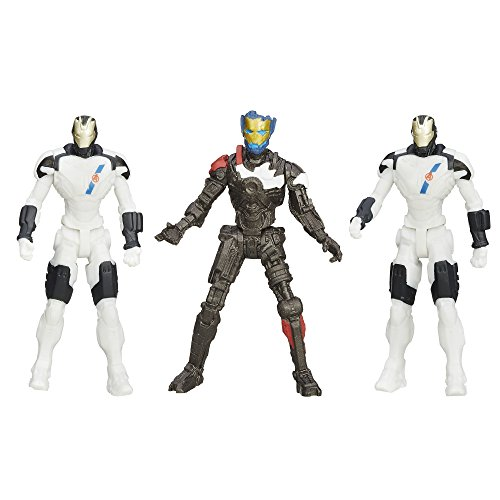 Marvel Select Ultimate Iron - 7