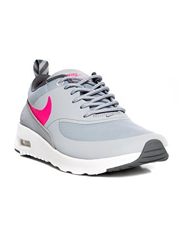 Nike Air Max Thea (GS) Wolf Grey Hyper Pink Cool Grey