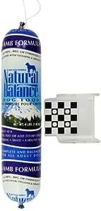 Natural Balance Dog Food, Lamb Formula, 4 Pound Roll