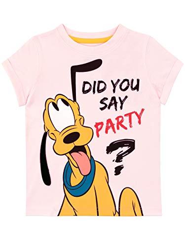 Disney Meisjes Pluto T-Shirt
