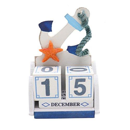 Buorsa Mediterranean Calendar Accessory Perpetual product image