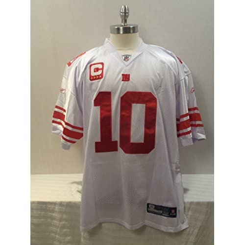 best sneakers a12d4 08f75 Eli Manning Signed New York Giants TEAM Autographed Jersey ...
