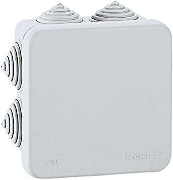 Legrand 0 921 36 caja eléctrica - Caja para cuadro eléctrico: Amazon.es: Bricolaje y herramientas