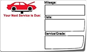 Striker your next service is due car lift for Due box auto indipendenti