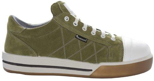 Maxguard S376 SPIKE Sneaker Halbschuh grün S1P Größe 42