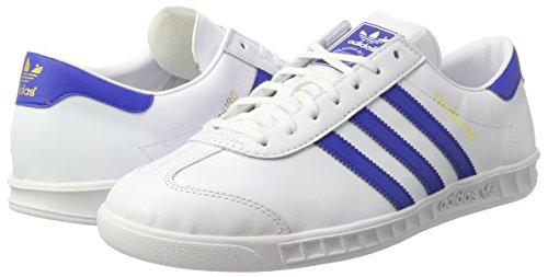 Azufue Ftwbla para Hamburg Hombre Adidas Blanco Dormet Zapatillas de Deporte x8vSI0q