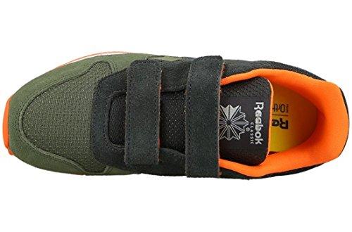 Reebok Jungen Bd2447 Trail Runnins Sneakers Grün