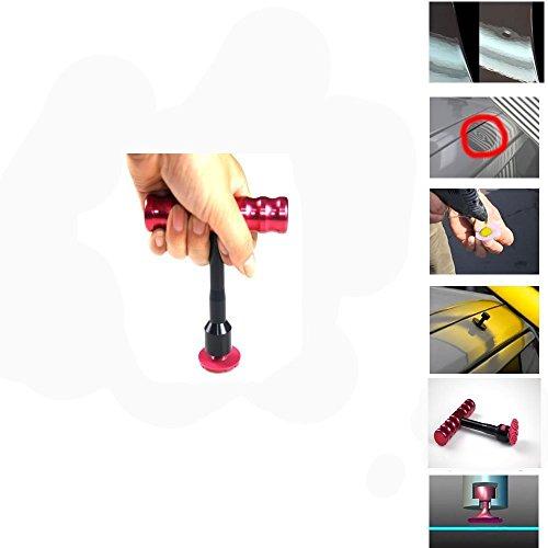 Weylon Paintless Dent Repair Pdr Dent Puller Kit Slide Hammer Kits Hail Repair Kit Medium Dent Repair PDR Kit (53pcs) by Weylon (Image #5)