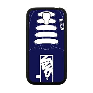 Vans Canvas shoe Black Phone Case for Samsung S4
