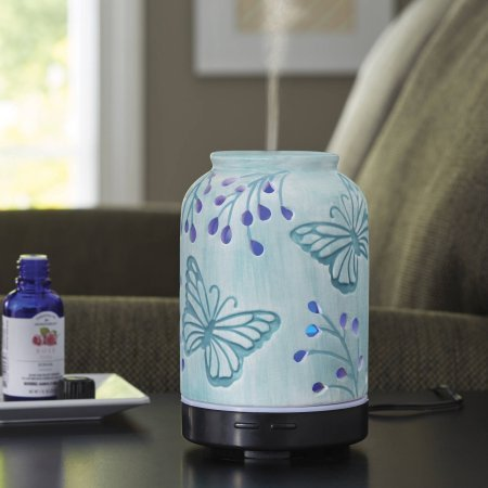 Better Homes and Gardens Essential Oil Diffuser、Tranquilバタフライ B01KGXA6W2