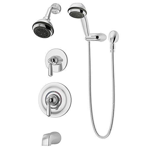 Symmons 4706 Allura Tub/Shower/Hand Shower System -